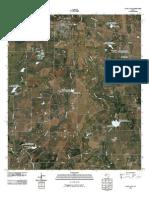 Topographic Map of Santa Anna