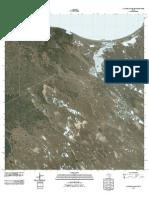 Topographic Map of La Parra Ranch NE
