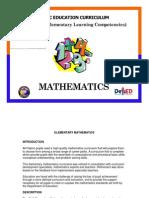 BEC-PELC 2010 - Mathematics