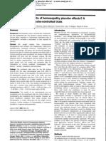 Meta-Analysis Lancet Linde 1997