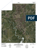 Topographic Map of La Salle