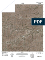 Topographic Map of Hackberry Draw SW