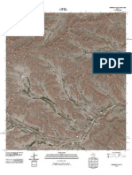 Topographic Map of Ninemile Ranch