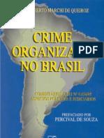 crime organizado no brasil- livro ebook - ptbr