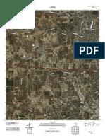 Topographic Map of Kilgore NW