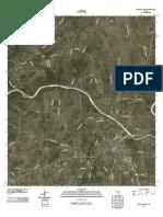 Topographic Map of Johnson City