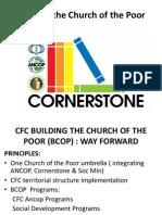 CFC Cornerstone Orientation Training 72812
