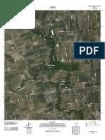 Topographic Map of East Bernard