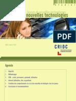 Crioc Jeunes TIC