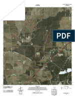 Topographic Map of Fannett West