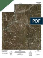 Topographic Map of Joy Hollow