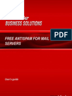 BitDefender Free Antispam for MailServers Unix
