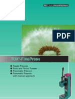 TOX FinePress 45 201201 En