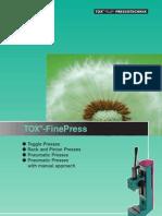 TOX FinePress 45 201201 En