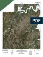 Topographic Map of Wizard Wells