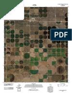 Topographic Map of Paynes Corner NW