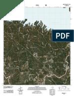 Topographic Map of Ebenezer