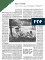 Las flores de Baudelaire, de Gonzalo Garrido, en El País