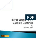 Basics of UV Curable Coatings - SelChem