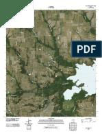 Topographic Map of Klondike