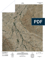Topographic Map of Iron Mountain