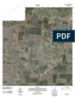 Topographic Map of Robstown