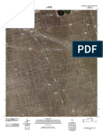 Topographic Map of Five Wells Ranch NW
