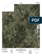 Topographic Map of Kosse East
