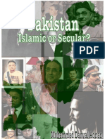 Pakistan- Islamic or Secular?