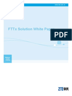 ZTE FTTx Solution White Paper