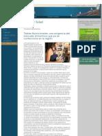 Tablas Nutricionales. Revisa Cyt PDF