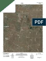 Topographic Map of Pedarosa Camp