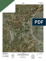 Topographic Map of Abilene West