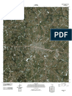 Topographic Map of Giddings