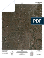 Topographic Map of Flat Rock Creek NW