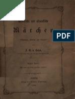 Griechische Und Albanesische Märchen - Johann Georg Von Hahn (1864)