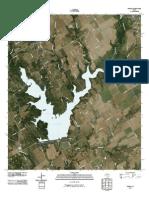 Topographic Map of Peoria