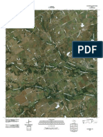 Topographic Map of Maypearl