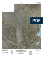 Topographic Map of Girvin NW