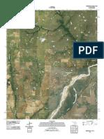 Topographic Map of Fleetwood