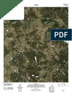 Topographic Map of Flo