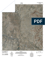 Topographic Map of McCamey South