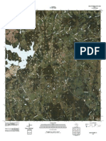 Topographic Map of Bald Prairie