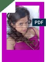Auto Retrato Ana Patrícia Brás Nº 3 8º E