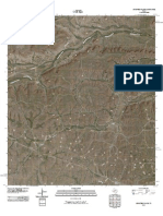 Topographic Map of Seventeen Ranch