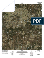 Topographic Map of Laneville
