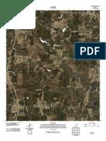 Topographic Map of Lanier