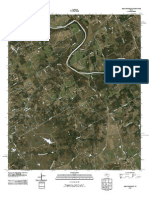 Topographic Map of Glen Rose East