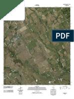 Topographic Map of Rosebud