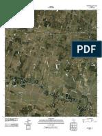 Topographic Map of Pettibone